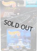 2000 HOT WHEELS RACING SPEED AND THUNDER EDITION【#9 TEAM CARTOON NETWORK FORD TAURUS】 BLUE/RR