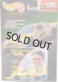 "1999 HOT WHEELS RACING ""DAYTONA 500""【#26 TEAM CHEERIOS FORD TAURUS】 YELLOW/RR"
