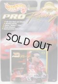 """1997 HOT WHEELS PRO RACING """"SUPER SPEEDWAY"""" 【#8 TEAM CIRCUIT CITY FORD TAURUS】 RED/RR"""