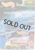 2000 HOT WHEELS RACING SUBURBAN SERIES【#5 TEAM KELLOGG'S CHEVY SUBURBAN】 RED/5SP