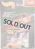 "1999 HOT WHEELS RACING ""DAYTONA 500""【#10 TEAM TIDE  FORD TAURUS】 NEON ORANGE/RR"