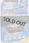 1998 CYBER RACERS  【CRASH CAR】 WHITE/6SP