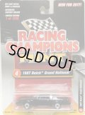 2017 RACING CHAMPIONS MINT COLLECTION R2A 【1987 BUICK GRAND NATIONAL】 BLACK/RR (1256個限定)