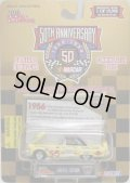 1998 RACING CHAMPIONS - 50th ANNIVERSARY NASCAR 【1956】 LT.YELLOW/RR
