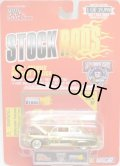 1998 RACING CHAMPIONS -STOCK RODS 【#94 McDONALD'S '49 MERCURY SEDAN】 GOLD/RR