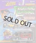 1997 JOHNNY LIGHTNING - FRIGHT'NING LIGHTNINGS 【BOOTHILL EXPRESS】 RED