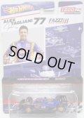 2011 IZOD INDY CAR SERIES 【ALEX TAGLIANI/B&W】 BLUE/RR