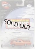 2003 PREFERRED - CUSTOM CLASSICS PETERSEN'S TRUCKS SERIES 【'70 EL CAMINO】 ORANGE/RR