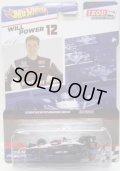 2011 IZOD INDY CAR SERIES 【WILL POWER/VERIZON】 BLACK-WHITE/RR
