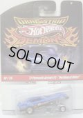 "2010 DRAGSTRIP DEMONS 【'77 PLYMOUTH ARROW F/C-""NORTHWEST HITTER"" (MITSUBISHI LANCER CELESTE)】 BLUE/RR"