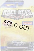 2009 TARGET EXCLUSIVE RACE ACES 【CHRYSLER 300C HEMI】 CHROME GRAY/O5