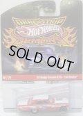 """2010 DRAGSTRIP DEMONS 【'65 DODGE CORONET A/FX - """"THE HONKER""""】 RED/RR"""