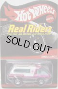 2011 RLC REAL RIDERS 【AMBULANCE (HEAVY WEIGHTS)】 SPEC.PINK/RR