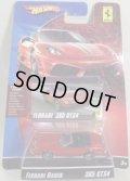 2009 FERRARI RACER 【365 GTS4】 RED/A6