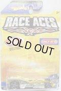 2009 TARGET EXCLUSIVE RACE ACES 【RD-10】 CHROME GOLD/PR5