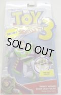 TOY STORY 3 【DELUXE ACTION FIGURE - SPACE WINGS BUZZ LIGHTEAR (R7162/T0455)】