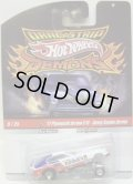 2010 DRAGSTRIP DEMONS 【'77 PLYMOUTH ARROW F/C-ARMY SNAKE ARROW (MITSUBISHI LANCER CELESTE)】 WHITE/RR