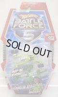 BATTLE FORCE 5 【TANGLER ATV】 GREEN/U5