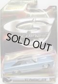 2007 1/50 G-MACHINES 【'67 PONTIAC GTO】 MET.LIGHT BLUE/RR