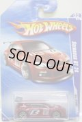 【(VW) SCIROCCO GT 24】 RED/10SP (US CARD/ALL STARS)