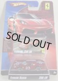 2009 FERRARI RACER 【250 LM】 RED/A6