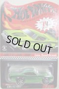2008 RLC sELLECTIONs 【CUSTOM PLYMOUTH BARRACUDA】 MET.GREEN/RR