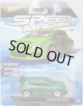SPEED MACHINES 【(VW) SCIROCCO GT24】 FLAT GREEN/A6