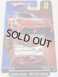 2009 FERRARI RACER 【FERRARI 599 GTB FIORANO】 MET.RED/A6