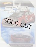 SPEED MACHINES 【MITSUBISHI 2008 LANCER EVOLUTION】 MET.RED/A6