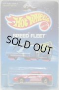 SPEED FLEET 【FIERO 2M4 (No.1458 PONTIAC FIERO)】 RED/HO