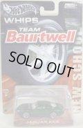WHIPS - TEAM BAURTWELL 【JAGUAR XK8】 MET.GREEN/RR