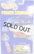 POWER COMMAND  【FERRARI TESTAROSSA & FERRARI 308 GTB】 RED/YELLOW