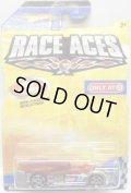 2009 TARGET EXCLUSIVE RACE ACES 【ROAD ROCKET】 CHROME/PR5