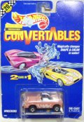 CONVERTABLES 【PICK-UP TRUCK (No.3938)】 PINK/BW