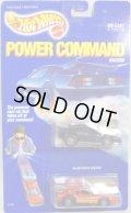 POWER COMMAND  【FERRARI TESTAROSSA & FERRARI 308 GTB】 BLACK/RED