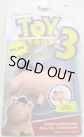 TOY STORY 3 【DELUXE ACTION FIGURE - COIN LAUNCHING EVIL DR.PORKCHOP (R7162/T0465)】