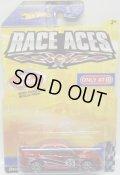 2009 TARGET EXCLUSIVE RACE ACES 【SUBARU IMPREZA】 CHROME RED/10SP