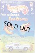 VAN DE KAMP'S EXCLUSIVE 【'67 MUSTANG】 WHITE/5SP