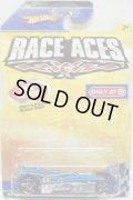 2009 TARGET EXCLUSIVE RACE ACES 【RD-10】 CHROME BLUE/PR5