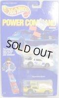 POWER COMMAND  【CHEVY STOCKER & CORVETTE STINGRAY】 WHITE/YELLOW