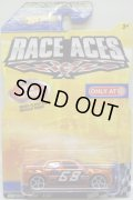 2009 TARGET EXCLUSIVE RACE ACES 【CHRYSLER 300C HEMI】 CHROME ORANGE/O5