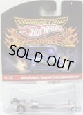 """2010 DRAGSTRIP DEMONS 【ROLAND LEONG'S """"HAWAIIAN """"FRONT ENGINE DRAGSTER】 WHITE/RR"""
