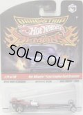 DRAGSTRIP DEMONS 【HOT WHEELS FRONT ENGINE FUEL DRAGSTER】 BLACK-RED/RR