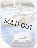 SPEED MACHINES 【PORSCHE 911 GT1-98】 WHITE/A6