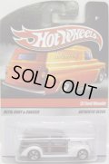 HOT WHEELS DELIVERY - SWEET RIDES 【'37 FORD WOODIE】 WHITE/5SP