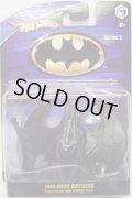 1/50 BATMOBILE SERIES 2 【1989 MOVIE BATWING】 BLACK