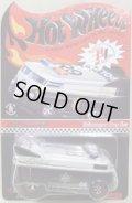 2009 RLC MEMBERSHIP VW DRAG BUS 【POLICE】 BLACK-WHITE /RL