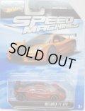 2010 SPEED MACHINES 【McLAREN F1 GTR】 MET.DK.ORANGE/A6