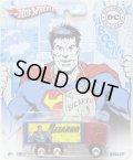 2011 NOSTALGIC BRANDS - DC COMICS 【HIWAY HAULER】 RED-BLUE/RR (BIZARRO)