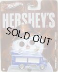 2011 NOSTALGIC BRANDS - HERSHEY'S 【SMOKIN' GRILLE】 BLUE/RR (ALMOND JOY)